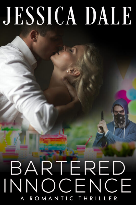 Bartered Innocence, A Romantic Thriller