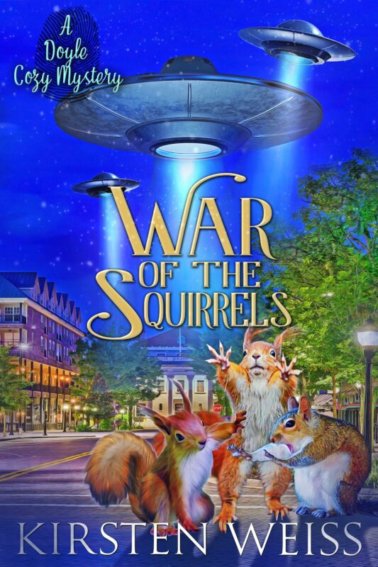 War of the Squirrels