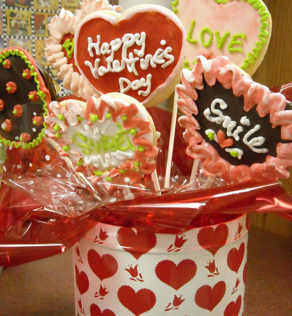 special days in February -- Valentine's Day