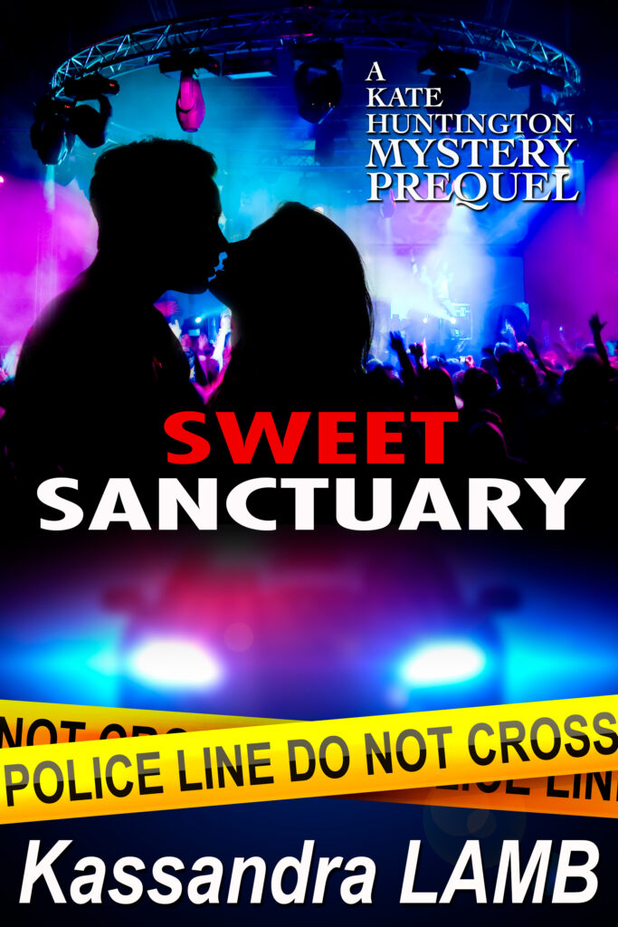 Sweet Sanctuary cover -- writing from Multiple POVs