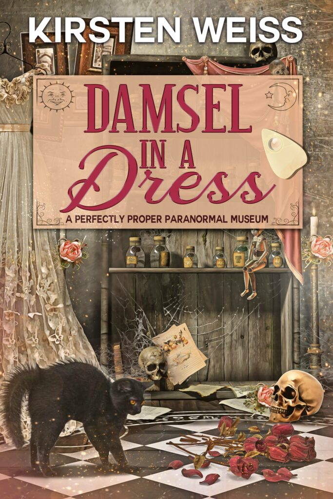 new stories coming -- Damsel in a Dress