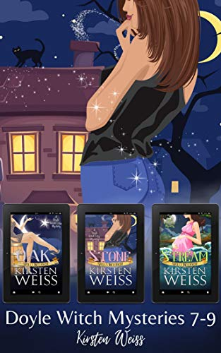 new book bundles ~ Witches of Doyle