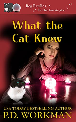 reviews of some great reads -- What The Cat Knew