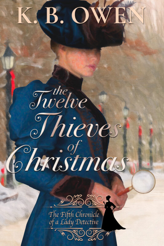The Twelve Thieves of Christmas