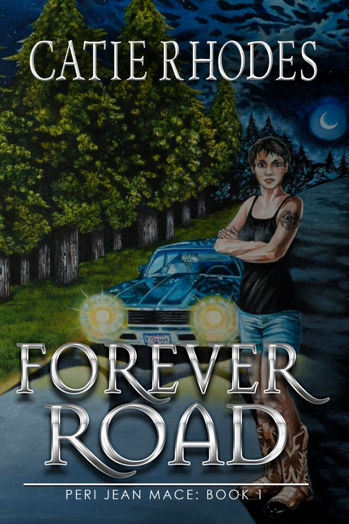 cover of Forever Road