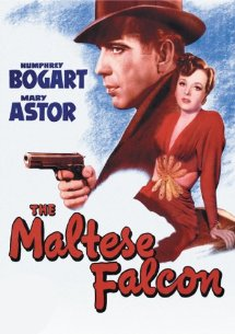 poster fior the 1941 film of The Maltese Falcon