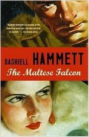 Book cover of The Maltese Falcon