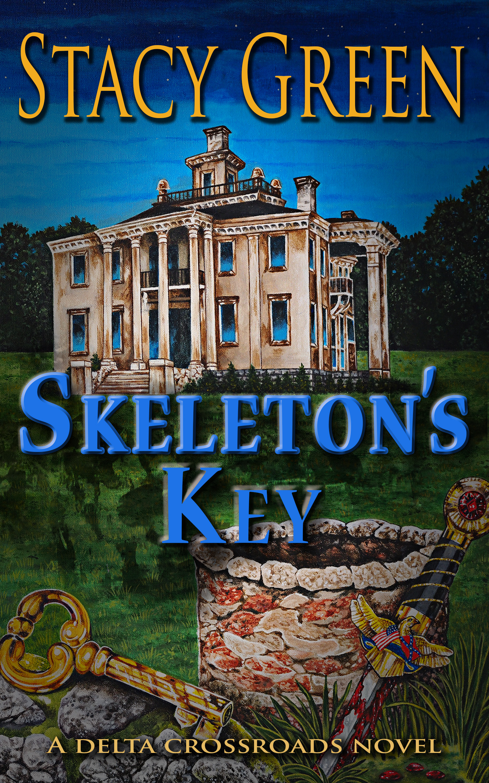 Skeleton's Key cover
