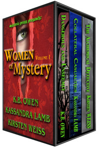 Women of Mystery boxed set cover