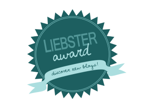 Liebster Award medallion