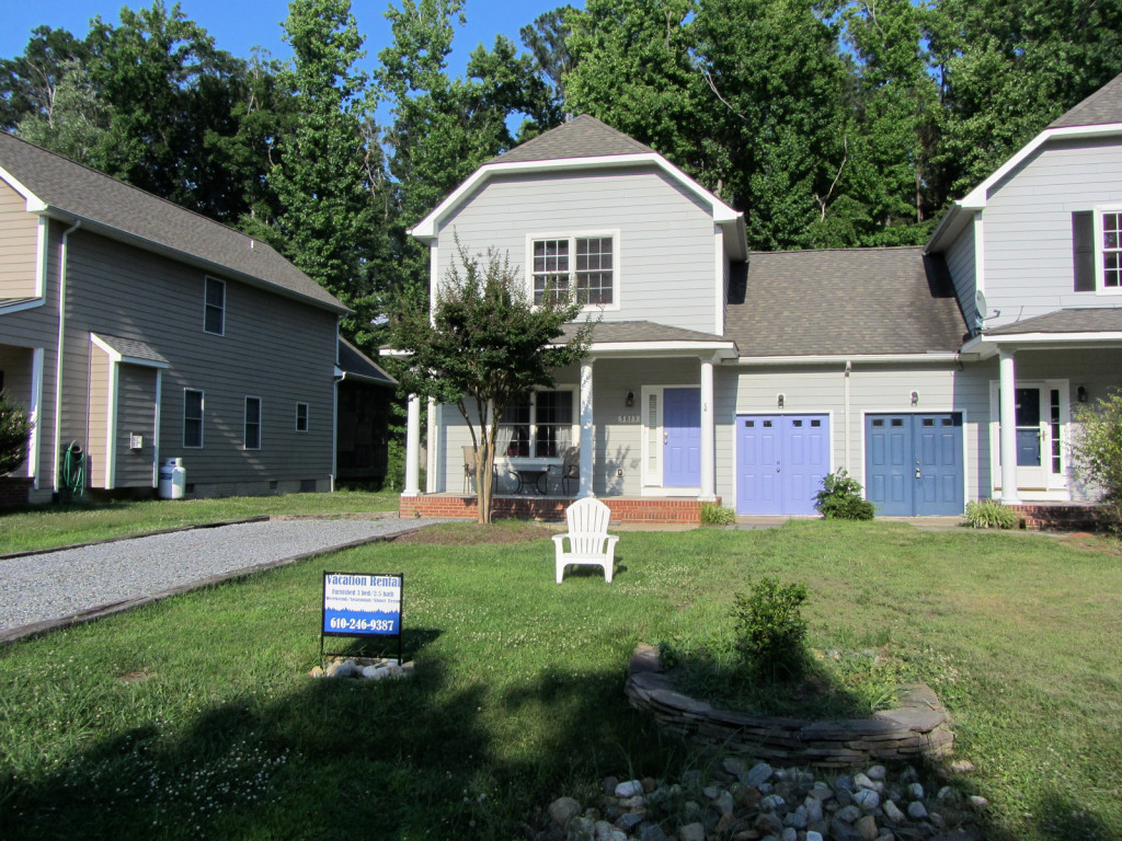 picture of our summer rental
