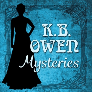 K.B. Owen mysteries logo